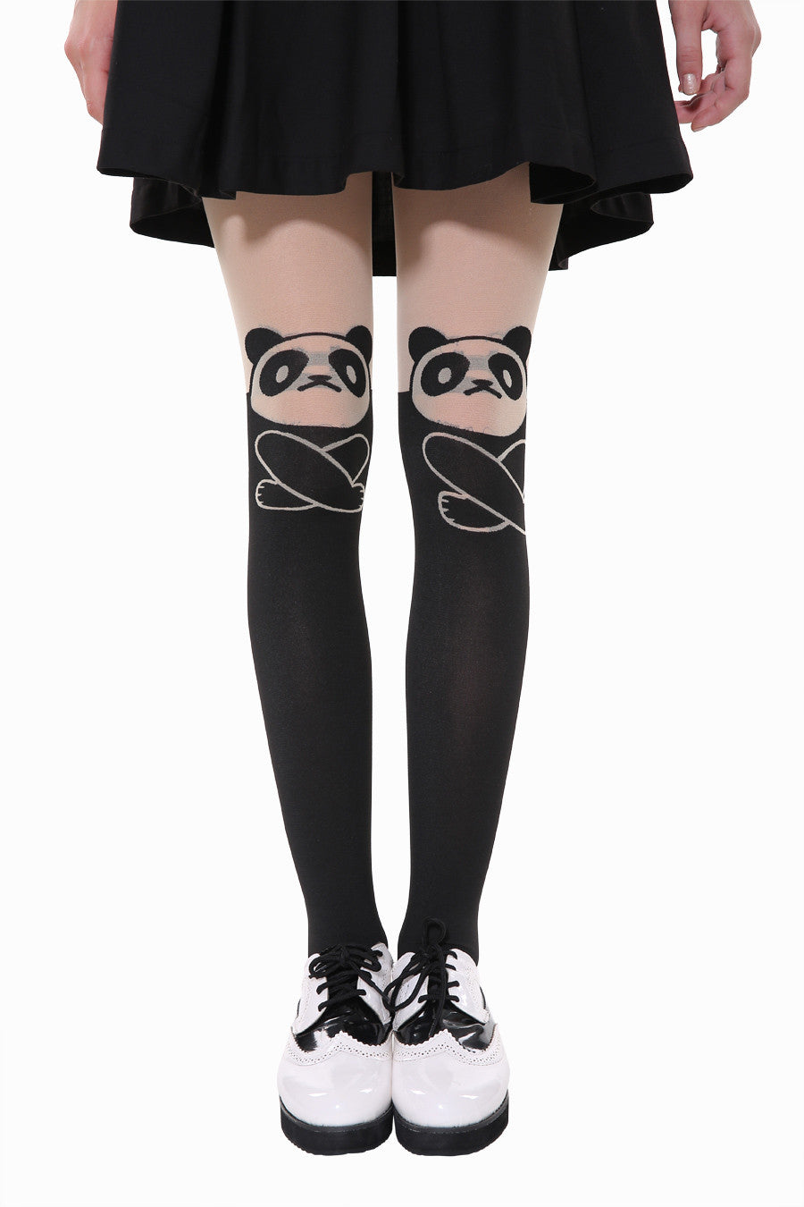 Cute Panda Tights