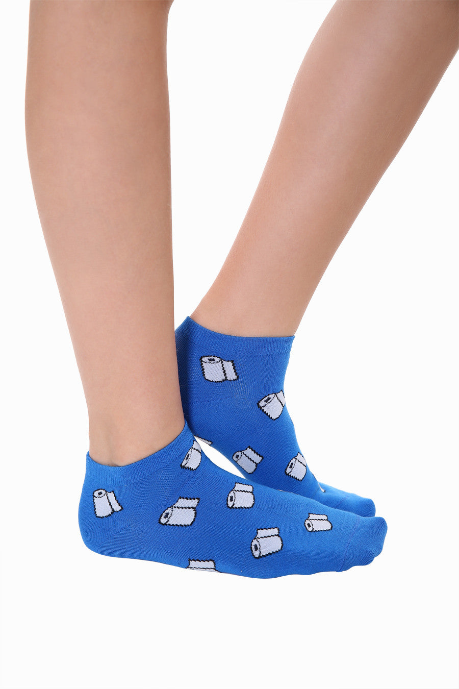 Toilet Paper Socks