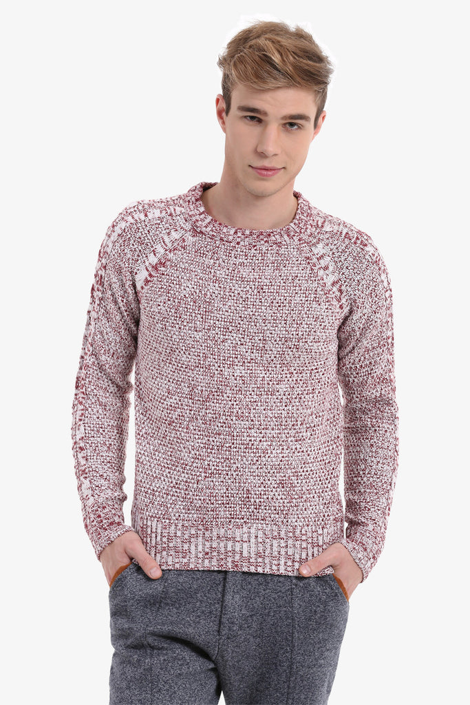 Multi-coloured Men's Sweater