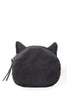 Stylish Kitten Zippered Coin Purse