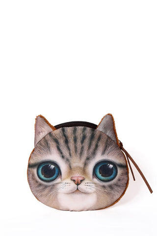 Cute Kitten Coin Purse