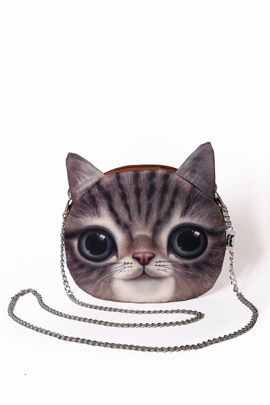 Kitten Chain Handbag
