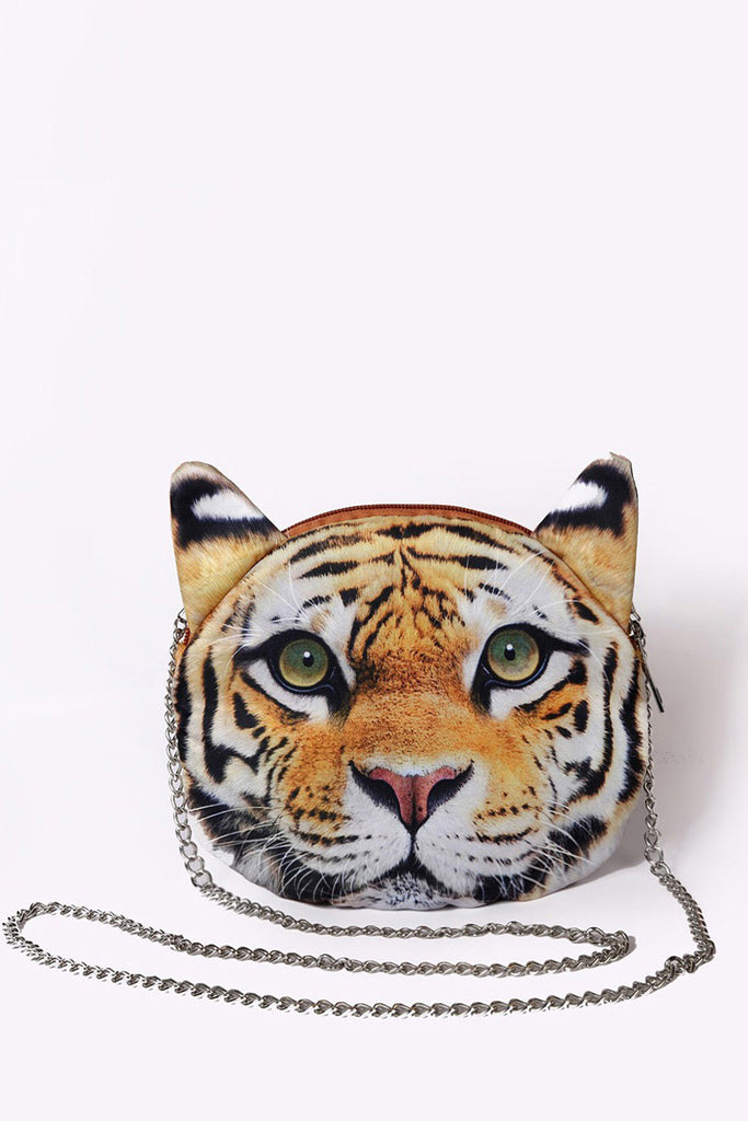Tiger Chain Handbag