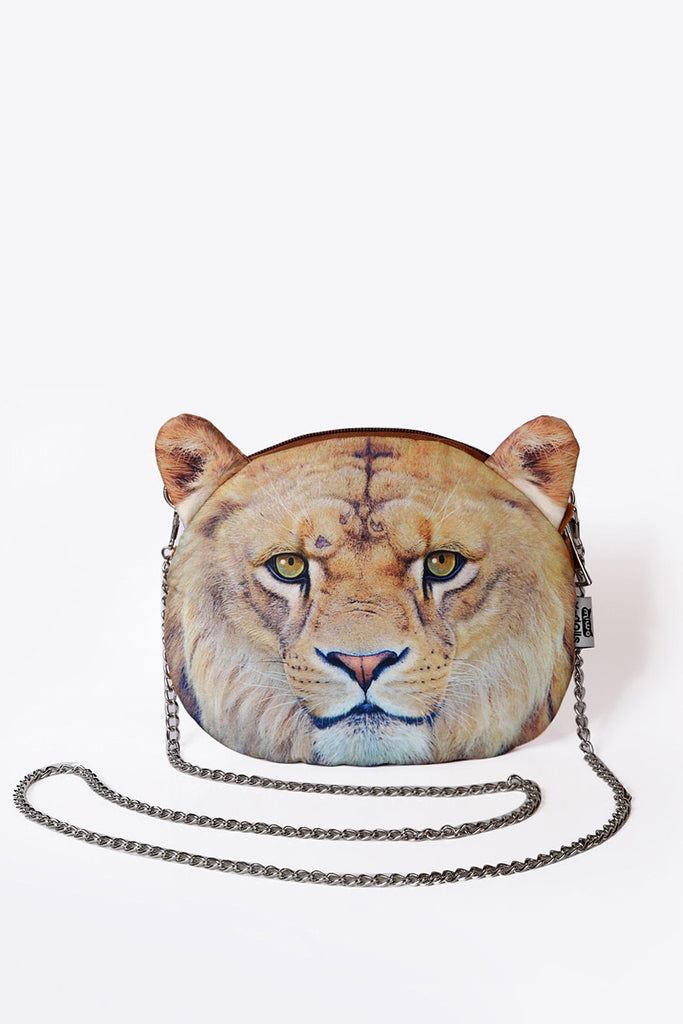 Adorable Lion Chain Handbag