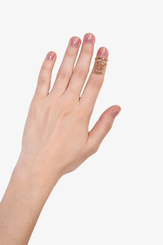 Star Fingertip Ring