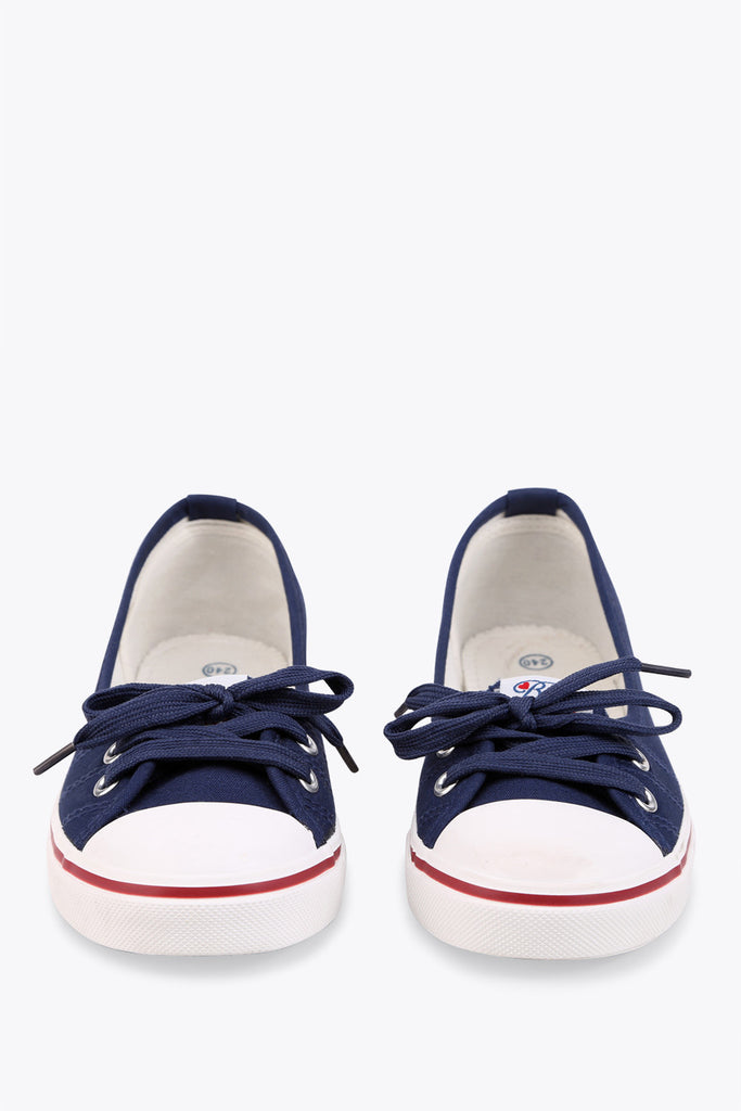 Cute Navy Sneakers
