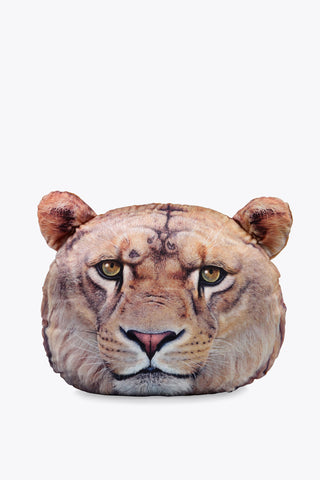Cute Lion Will Eat You Soon Pillow