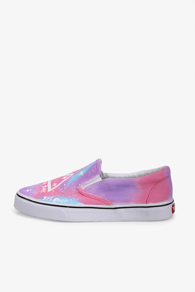Triangle Galaxy Sneakers
