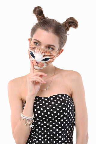 Aristogatto Mouth Face Mask