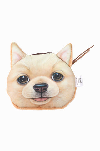 Cute Smiling Doggy Coin Purse