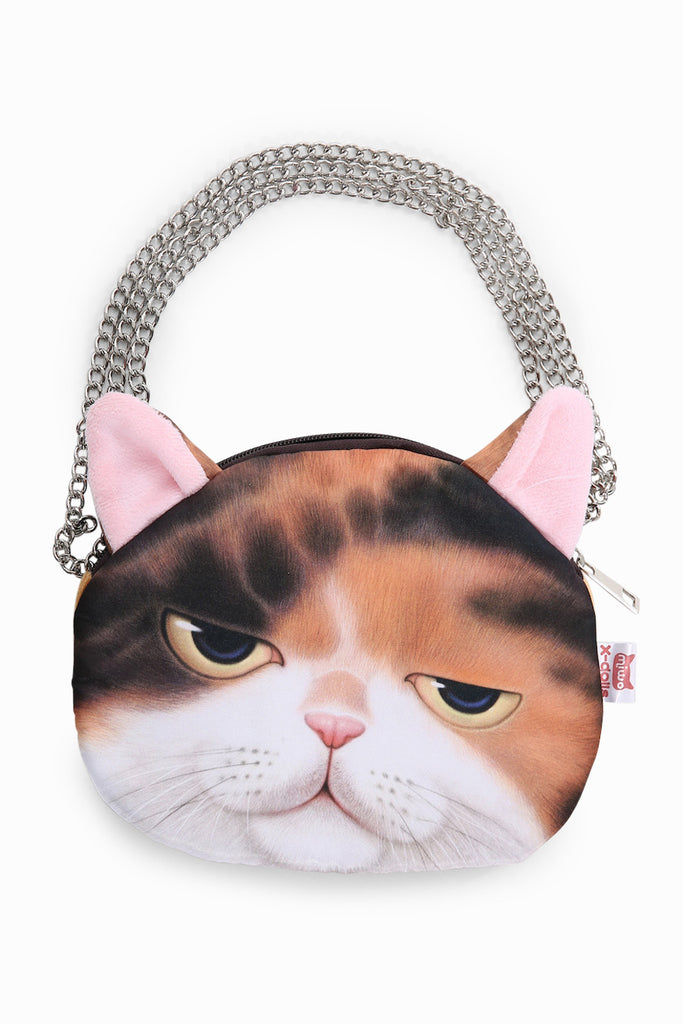 Sleepy Kitty Handbag
