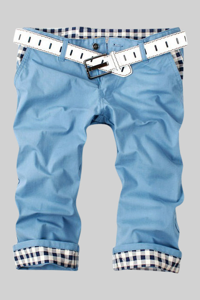 Men's Shorts In Blue