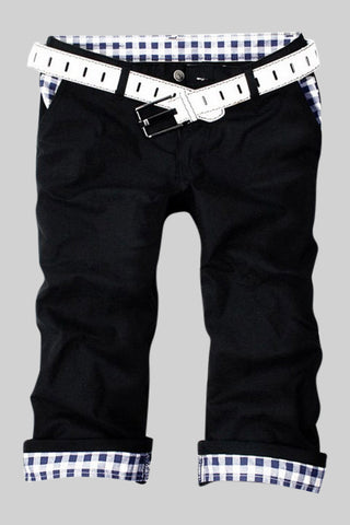Men's Shorts In Black