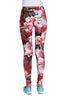 Floral Painting Leggings