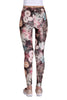 Retro Floral Leggings
