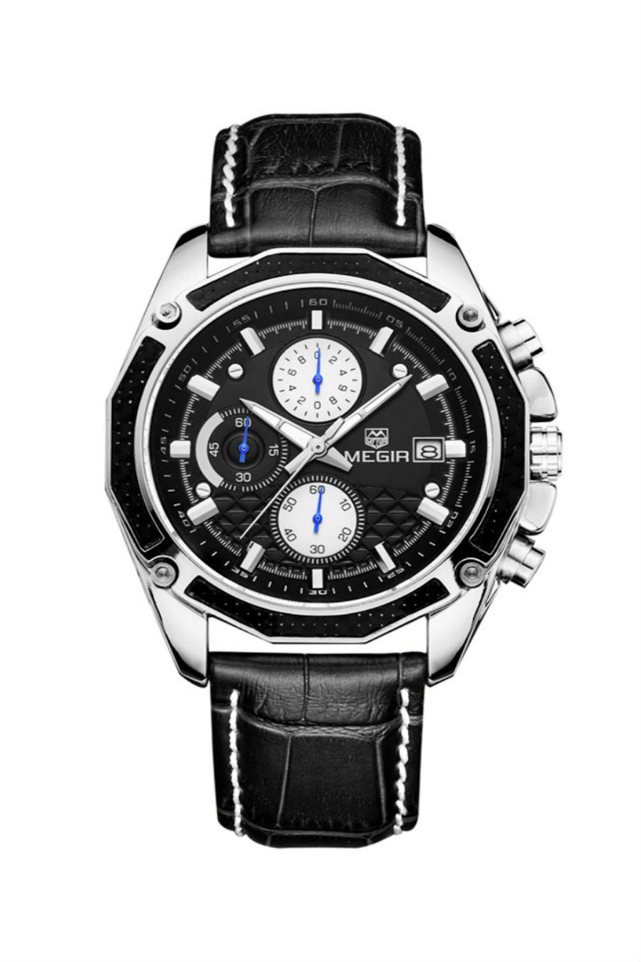 Chronograph Black Dial Watch