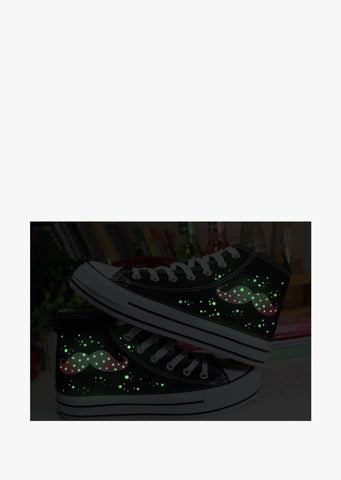 Glow In The Dark Beard Sneakers