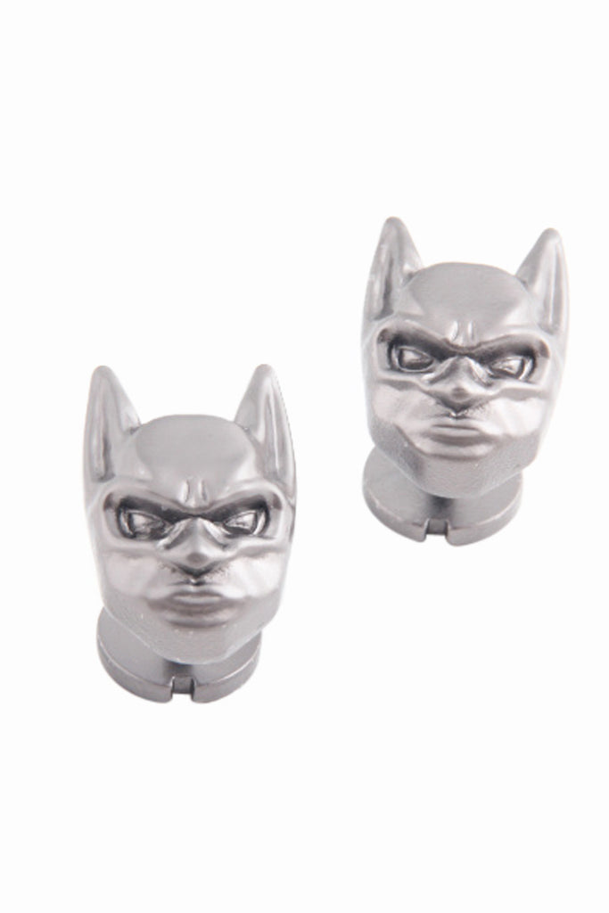Silver Batman Cufflinks