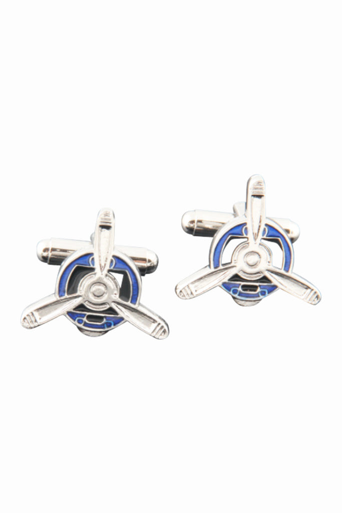 Men's Wedding Party Gift Fan Shaped Cufflinks