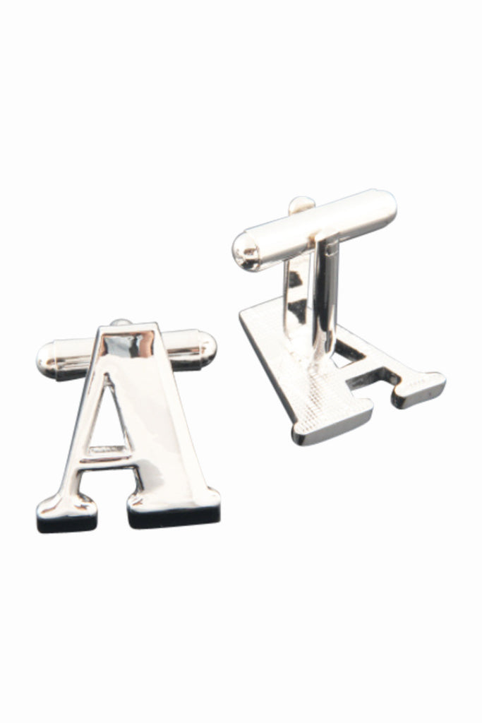 A Men's Dress Shirt Cufflinks