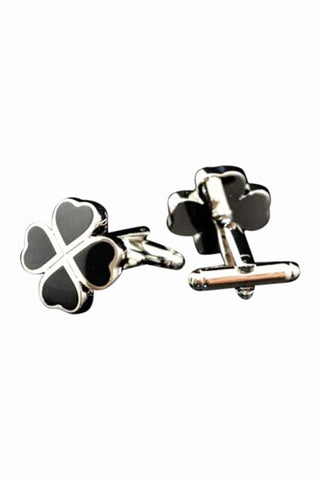Floral Design Shirt Cufflinks