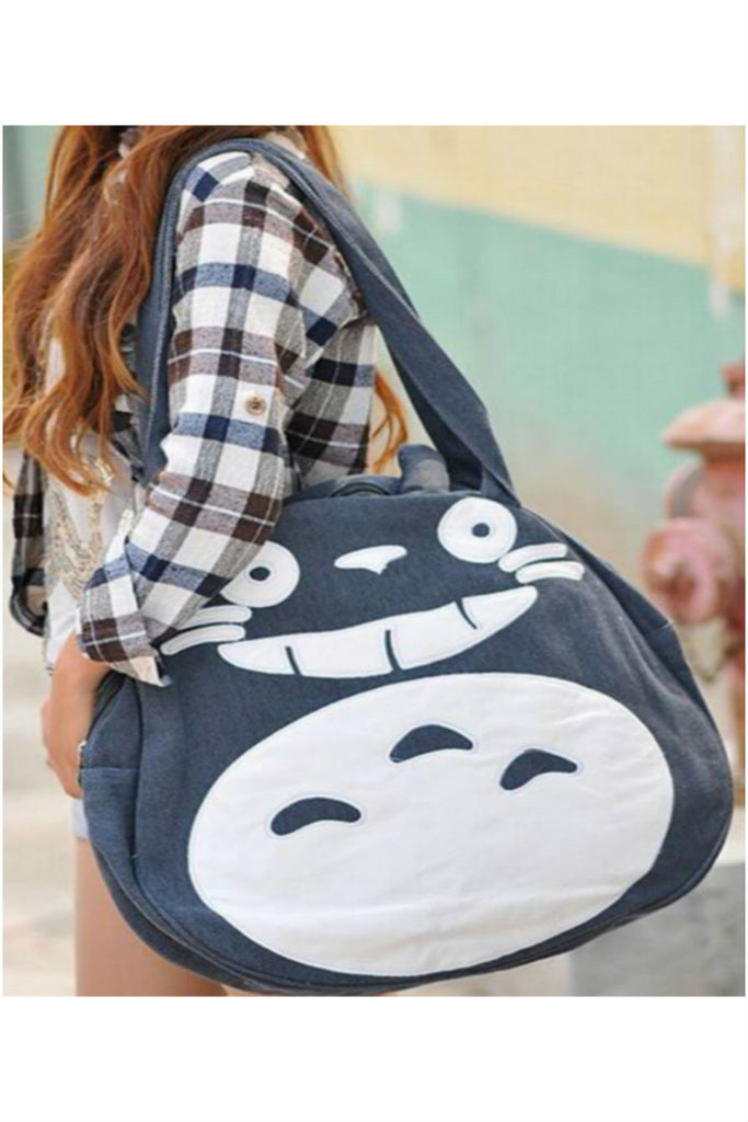 Cute Totoro Shoulder Bag