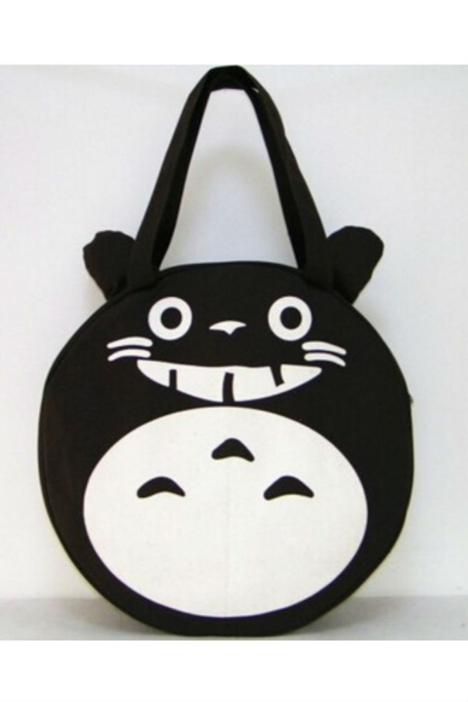 Cute Black Totoro Shoulder Bag