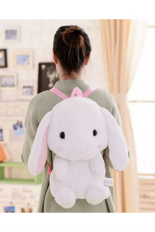 Adorable Rabbit Backpack