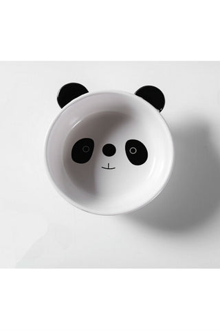 Panda Ceramic Meal Bowl