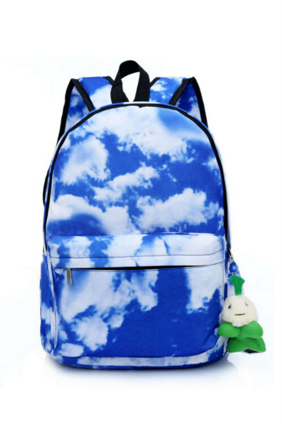 Sky Blue Cloud Backpack
