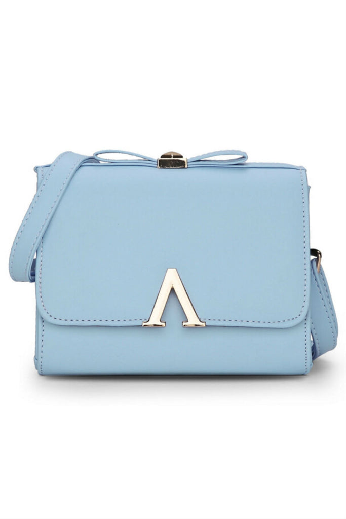 Macaron Bow Cross-body Bag