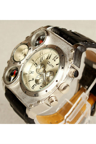 Chronograph Sport Hip Hop Watch