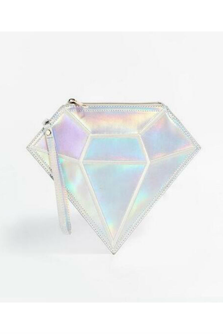 Hologram Diamond Clutch