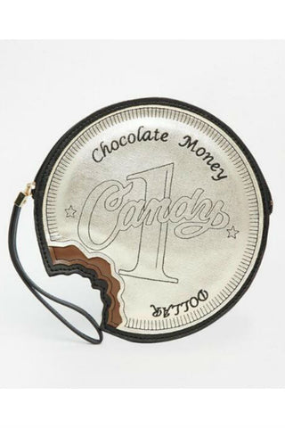 Candy Coin Clutch
