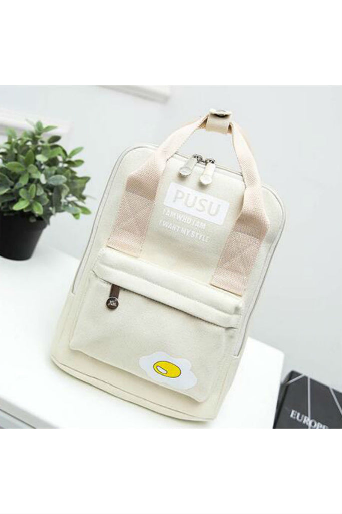 Harajuku Fried Eggs Backpack