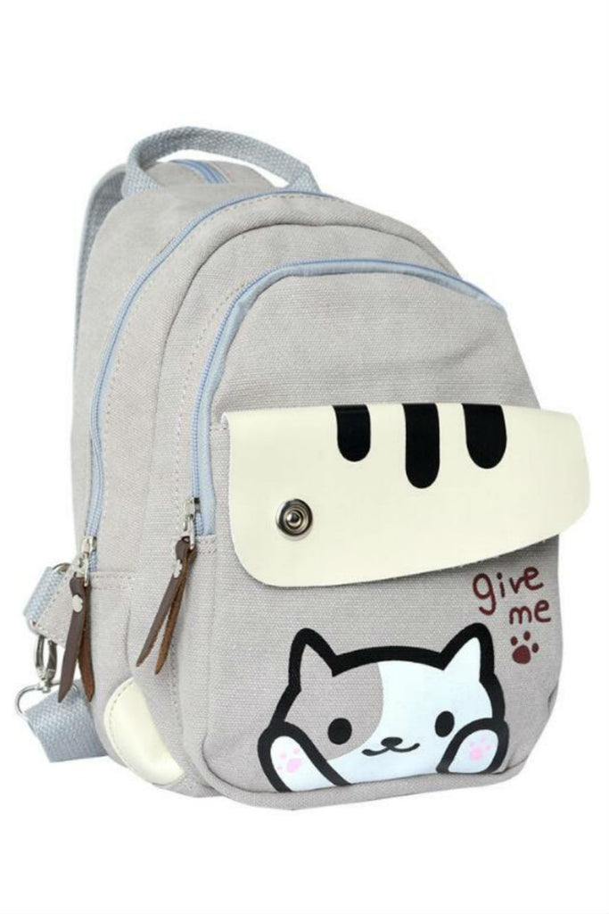 Backyard Neko Cat Backpack