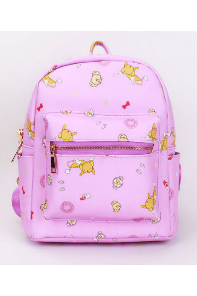 JK Anime Sakura Backpack In Pink