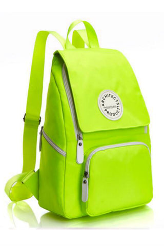 Candy Color School Backpack