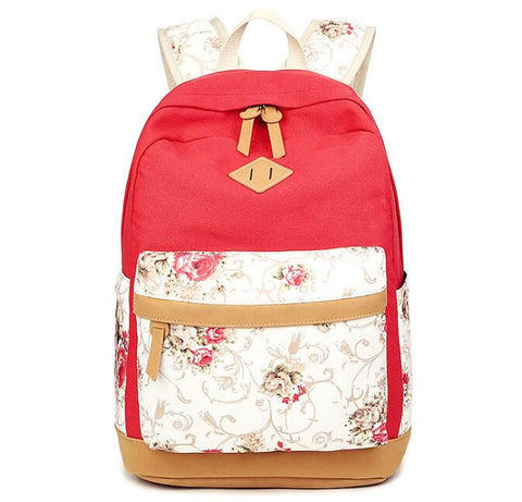 Ethnic Boho Travel Backpack