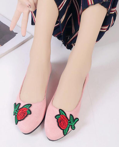 Rose Patch Flats