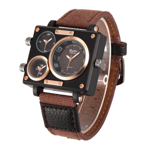 Quartz Military Army Sport Watch