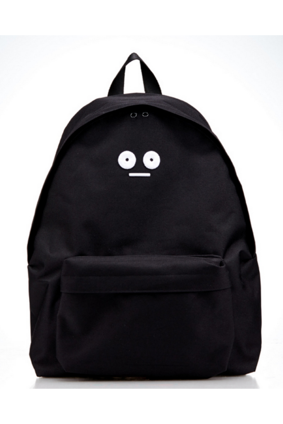 467ad2ef80 Cute Black Cartoon Backpack. Touch to zoom