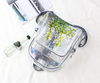 Cute Alien Transparent Backpack