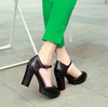 Black D'orsay Pump Shoes