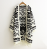 Ethnic Oversized Cardigan