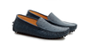 Fashion Navy Driving Moccasin Loafer