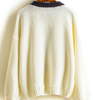 """SOMETIME"" Cat Knit Sweater"