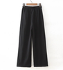 Striped Wide Leg Sport Pants