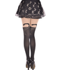 Cute Kitty Bow Print Tights