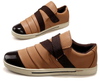 Urban Casual Sneakers In Brown